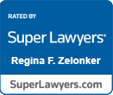 Regina F. Zelonker - Rated by Super Lawyers